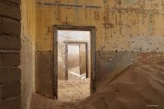 Kolmanskuppe - Geisterstadt in Namibia